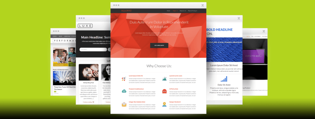 thrive themes best website themes