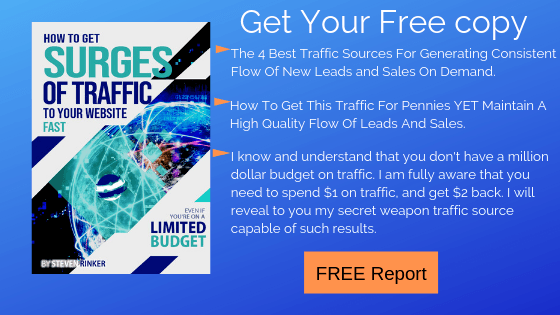 how to get more web traffic